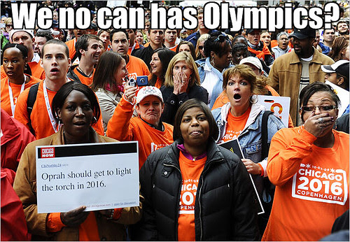 We no an has Olympics?