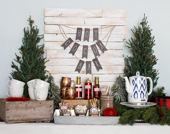 Cozy Christmas Decor  Maison de Pax