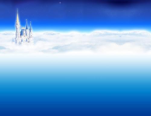 Castillo en las nubes.