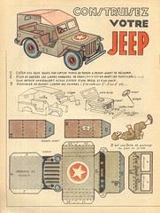 une jeep