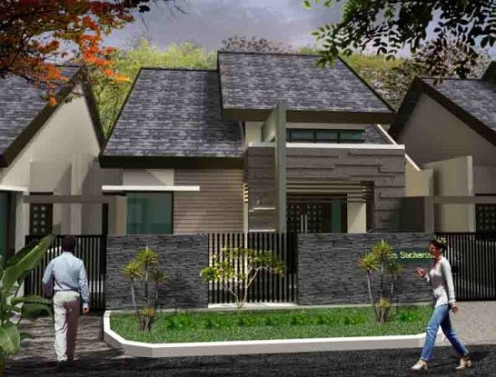 15 Desain Model Atap Rumah Minimalis Terindah 2017