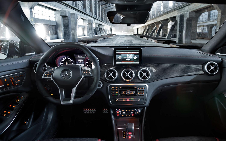 2014 Mercedes-Benz CLA45 AMG First Look - Automobile Magazine