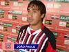 Volante João Paulo está garantido para atuar pelo Paulista neste sábado contra a Lusa