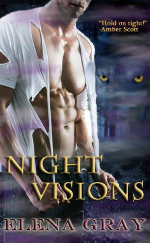 Night Visions (Night Series) by Elena Gray