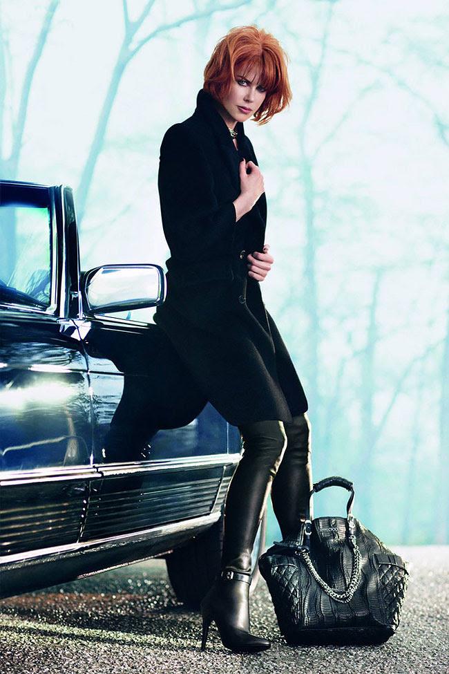 252 Nicole Kidman for Jimmy Choo Autumn Winter 2013