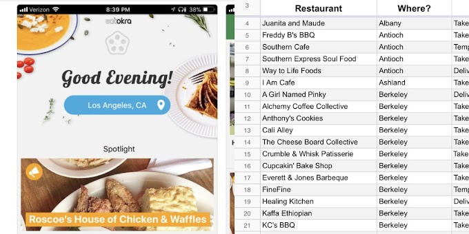 This App Helps You Find Black-Owned Restaurants Where You Live