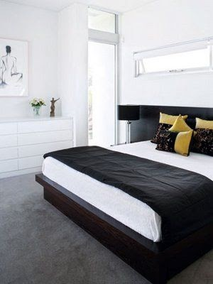 Beautiful Dark Grey Carpet White Walls Living Room wallpaper