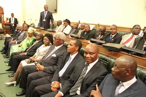 Zimbabwe parliament sitting for new session in the aftermath of the July 31 harmonized elections. by Pan-African News Wire File Photos