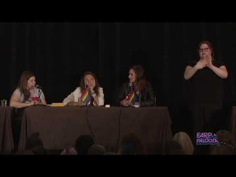 Wayhaught Panel - Earp-a-palooza 2018