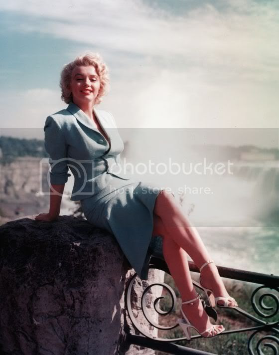 Marilyn Monroe full color