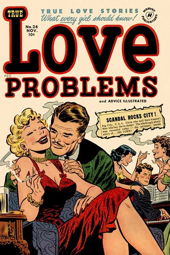 Love Problems 24 (Harvey, 1954)