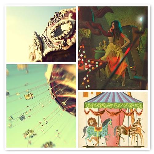 carnival inspired