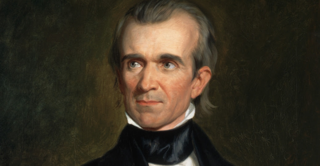 Image result for James K. Polk images