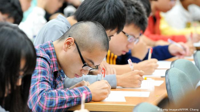 Taiwan Schule (Getty Images/AFP/M. Cheng)