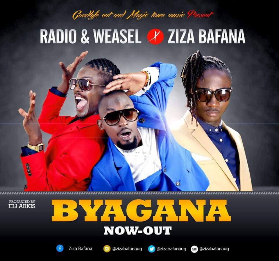 Radio & Weasel Byagana