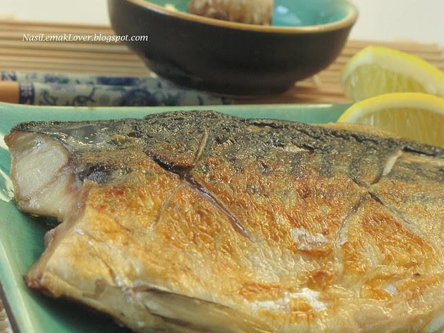 Japanese Grilled Saba/Mackerel