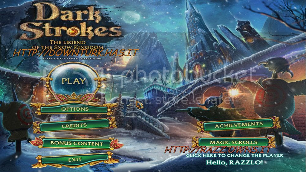 Dark Strokes 2: The Legend of the Snow Kingdom Collector's Edition [FINAL]