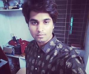 Bhanu Prakash of Hyderabad, India.