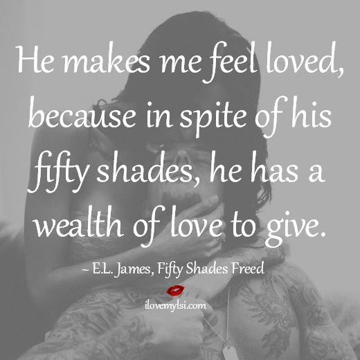 10 50 Shades Quotes That Will Make You Sweat I Love My Lsi