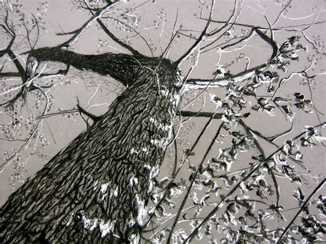images  drawing examples charcoal tree