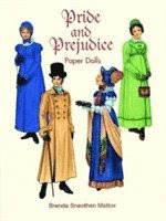 Pride and Prejudice Paper Dolls (häftad)