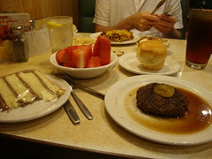 K&W dinner tonight, 9/3/09