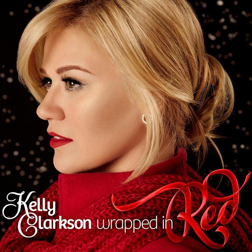 Kelly Clarkson : Wrapped In Red (Album Cover) photo kelly_clarkson_wrapped_in_red.jpg