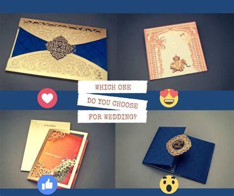 Choose Your Wedding Cards From Varda Designer invitations