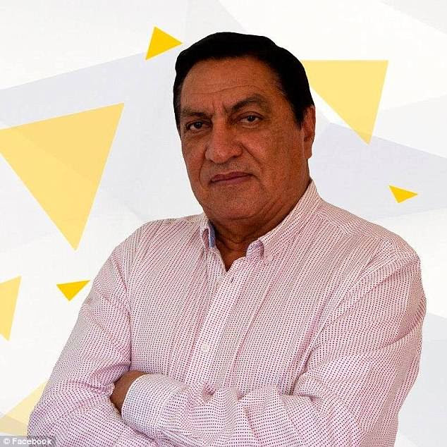 Le candidat à la mairie, Fernando Angeles Juarez, 64 ans, a été abattu devant son domicile jeudi