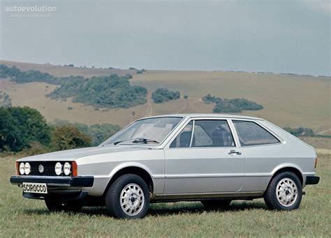 VOLKSWAGEN Scirocco specs 1977, 1978, 1979, 1980, 1981 autoevolution