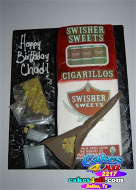 cakes 4 all in Dallas: Swisher sweets and corona bottle
