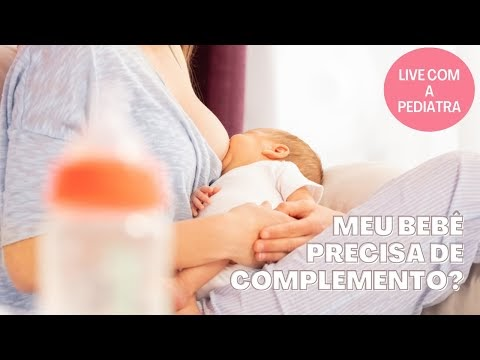 Bebê que não ganha peso, precisa de complemento?