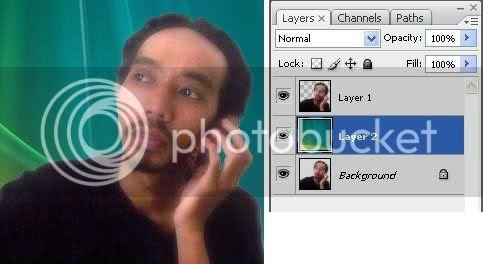 tutorial photoshop ganti background 6