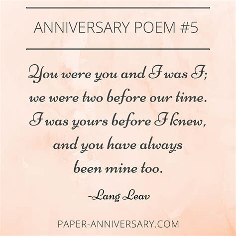 10 EPIC Anniversary Poems for Him : Readers' Favorites