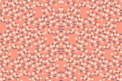 floral pattern background desktop wallpaper  baltana