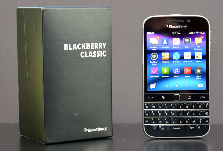 BlackBerry Classic User Guide Manual Free Download Tips and Tricks
