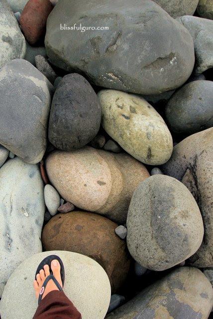 Valugan Boulder Beach Batanes