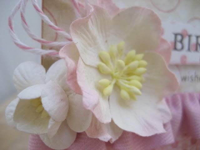 TRR #19 FLOWER DETAILS