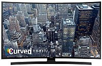 Samsung UN65JU6700 65-inch Curved LED Smart 4k Ultra HDTV - 3840 x 2160 - Motion Rate 120 - DTS Studio Sound - Wi-Fi - HDMI