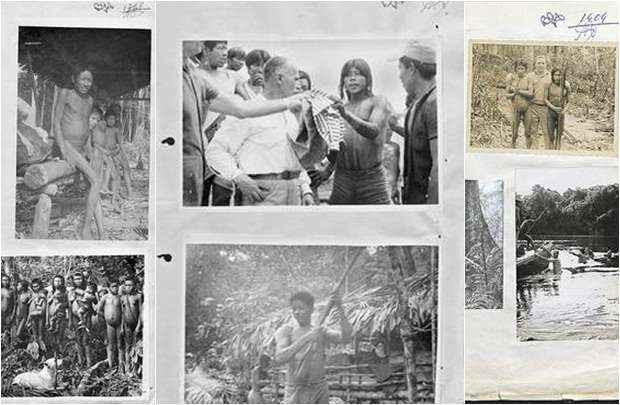 Documento dado como desaparecido durante mais de 40 anos retrata realidade da década de 1960 (Reprodução)