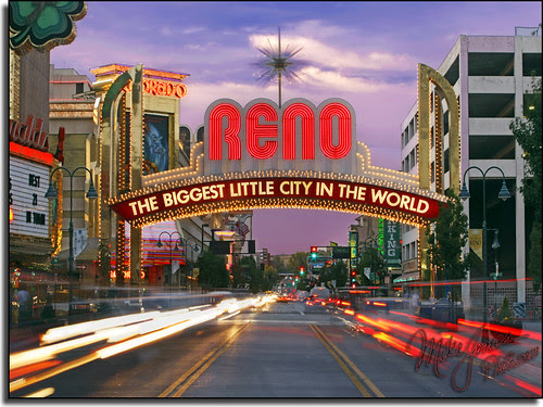 The Biggest Little City In The World!