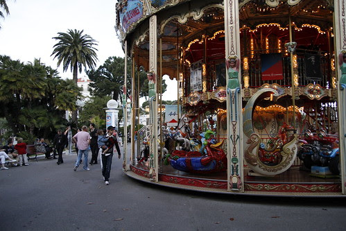 Carousel in Cannes