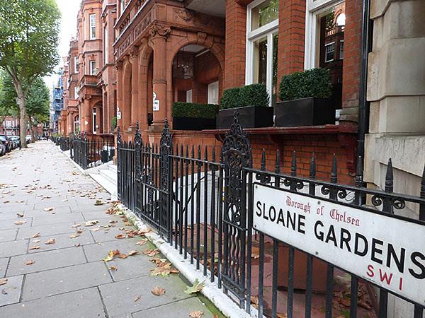 Sloane gardens
