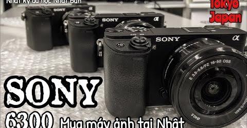 Mua máy ảnh tại Nhật Bản