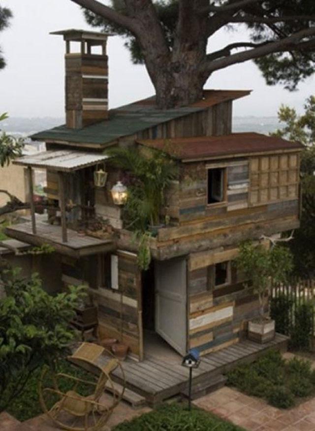 As casas mais bizarras e surpreendentes ao redor do mundo 06