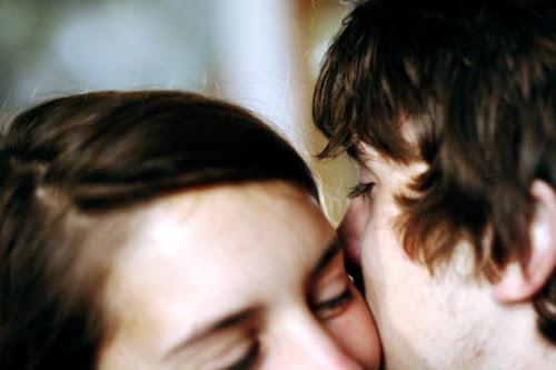 elbesoie:  post-kiss
