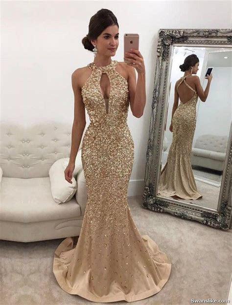 Love Prom Dresses 2018 Lace Evening Dresses #Party #