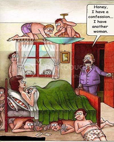 Funny Adult Cartoon Jokes