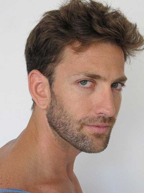 Ash Brown Hair Color For Men  Mens Hairstyles 2018