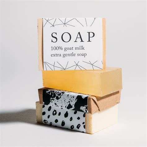 Custom Soap Packaging   Belly Band   Norman's Printery